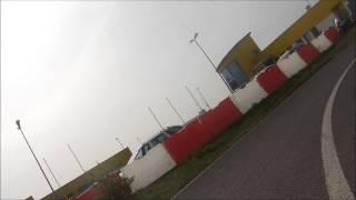 preview picture of video 'Fahrsicherheitstraining Motorrad - ÖAMTC Teesdorf (Suzuki Burgman 125/Rollei Bullet 5S)'