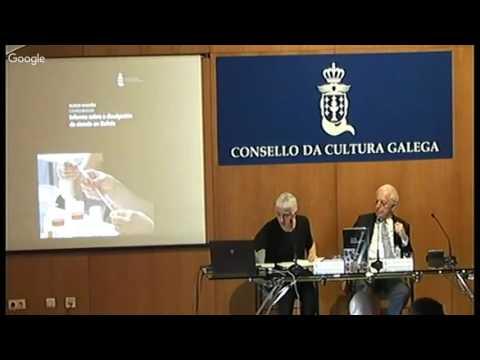 Presentación do Informe sobre a divulgación da Ciencia en Galicia