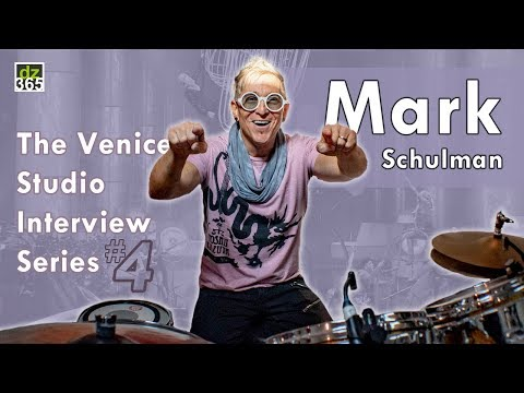 Mark Schulman shares his biggest drum mistake and a drummer's first job