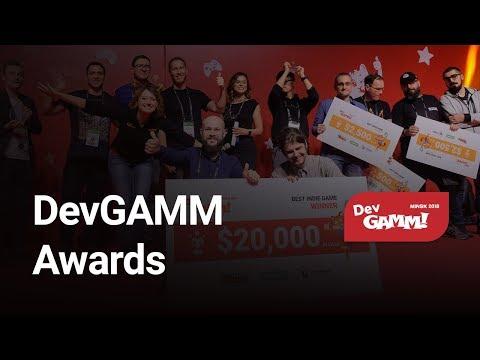 DevGAMM Awards (Minsk 2018 Edition)