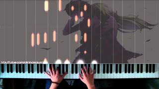 「Shigatsu wa Kimi no Uso」OST - My Truth (Uso to Honto) ~Piano Solo //