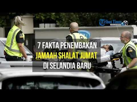 7 Fakta Penembakan di Masjid Christchurch Selandia Baru, Live di Facebook Brenton Tarrant