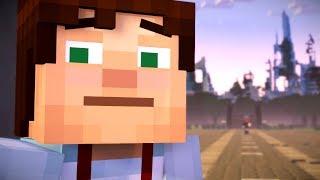 Minecraft: Story Mode - I Don't Forgive you! - Season 2 - Episode 5 (23)