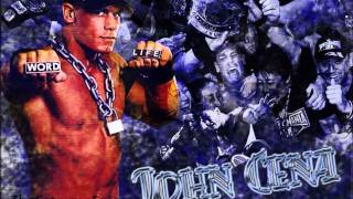 "John Cena 4th WWE Theme Song ""Basic Thuganomics"""