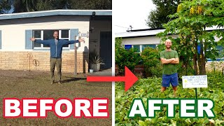 I Only Ate Food That I Grew Or Foraged For One Year