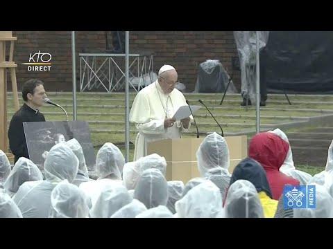 Message du pape François sur les armes nucléaires à Nagasaki