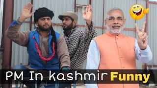 Modi In Kashmir - Funny Video