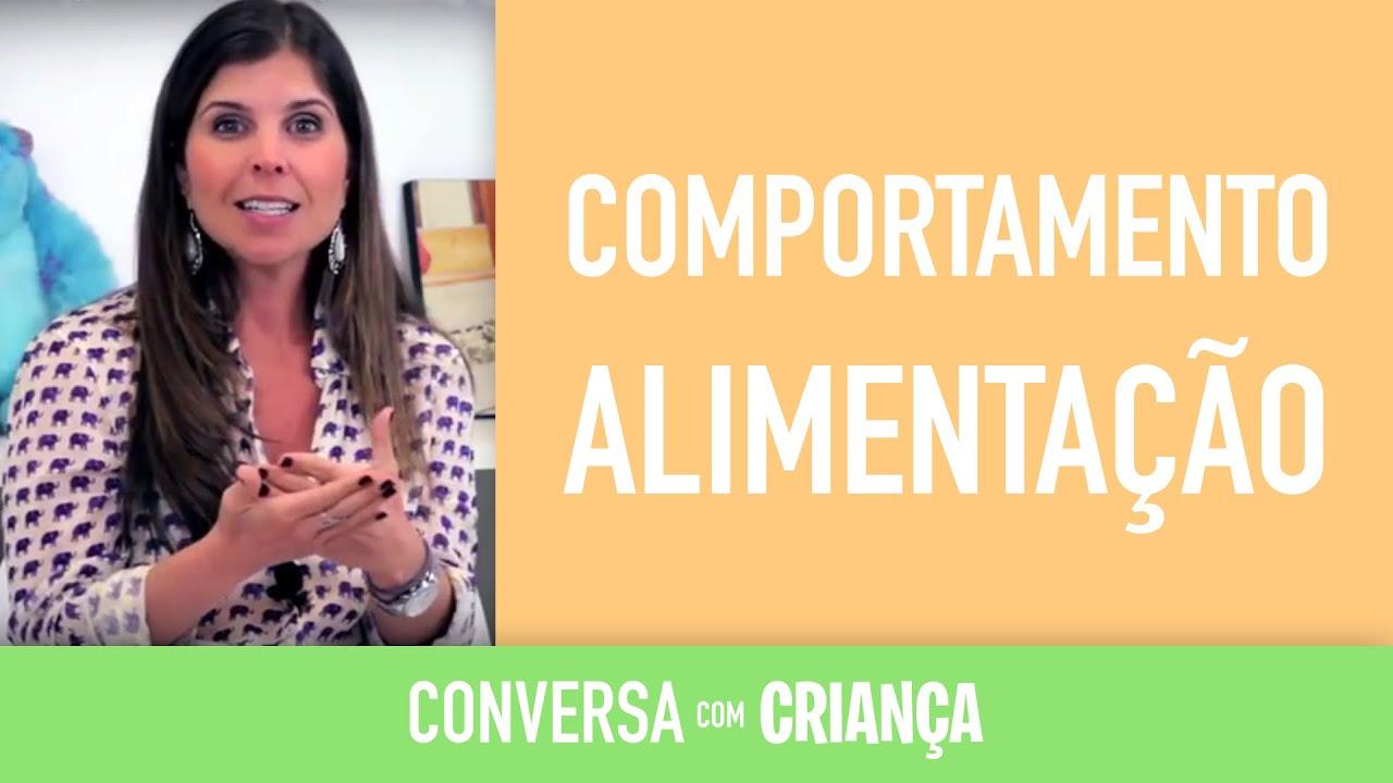 Alimentação - Versão Resumida | Conversa com Criança | Psicóloga Infantil Daniella Freixo de Faria