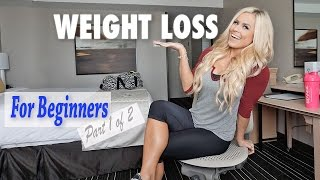 """Weight Loss for Beginners """"The Diet Plan"""""""