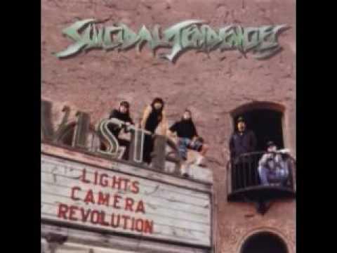Suicidal Tendencies  - Lights Camera Revolution [Full Album 1990]