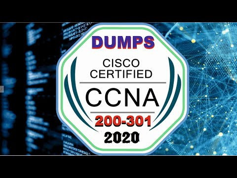Download 200-301 CCNA | CCNA Cisco Certified Network Associate CCNA Exam Mar 15, 2021 Mp4 HD Video and MP3
