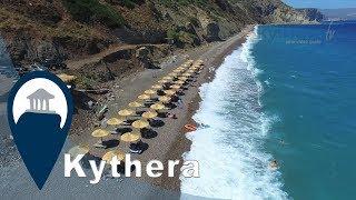 Kythera | Fyri Ammos Beach near Kalamos Village