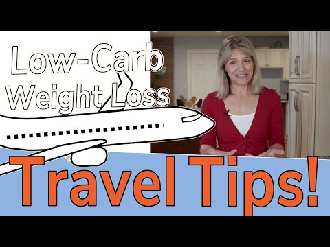 Weight Loss and Travel: 3 Tricks I Use