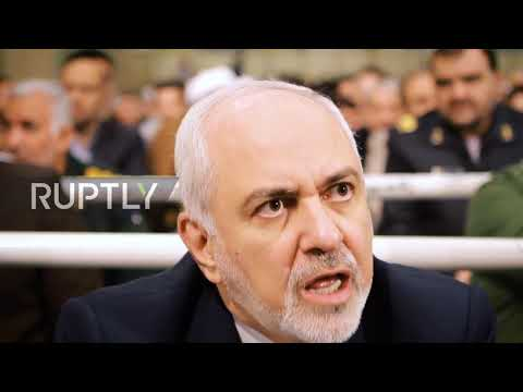 Iran: EU 'cannot shy away' from nuclear deal commitments - Zarif