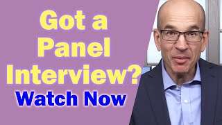 How to Pass a PANEL INTERVIEW with ALL the RIGHT ANSWERS