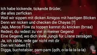 Mero 428  Träume Werden Wahr Feat. Brado 428 (Lyrics)