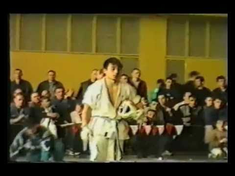 Ogawa Hideki. KUDO. КУДО. Огава Хайдеки. Бой 1.