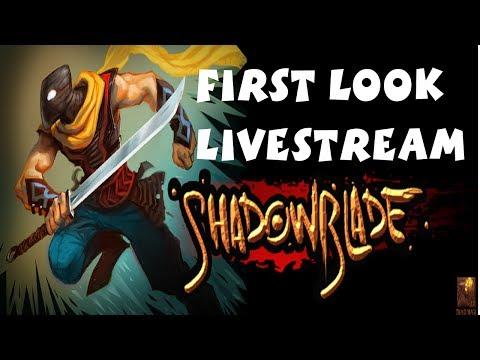 shadow blade ios gameplay