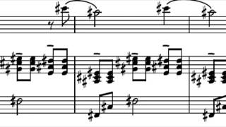Original composition: Sonatina for violin & piano