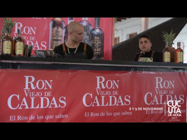 Stand Ron Viejo De Caldas