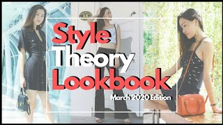 Casual Chic Glam OUTFITS LOOKBOOK | How To Pose For Instagram? | Spring 2020 | STYLE THEORY