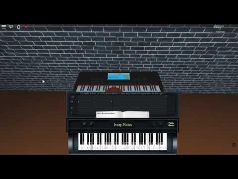 Rush B Dank Meme By Sheet Music Boss On A Roblox Piano