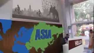 Wall Graphics Environmental Graphics