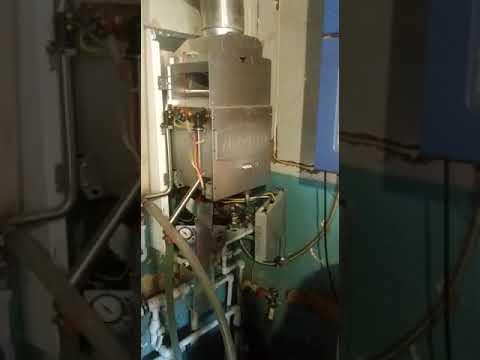 NAVIEN - Промывка теплообменника 25 апреля 2020 г.
