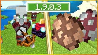 ВЫШЕЛ НОВЫЙ Minecraft PE 1.9.0.3 (Бета) - ИСПРАВИЛИ БАГИ + ДОБАВИЛИ БАГИ!
