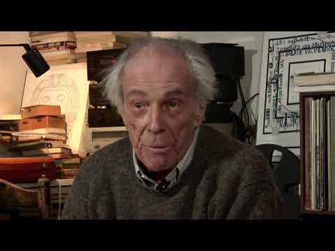 Bande Annonce Bernard Heidsieck, la poésie en action