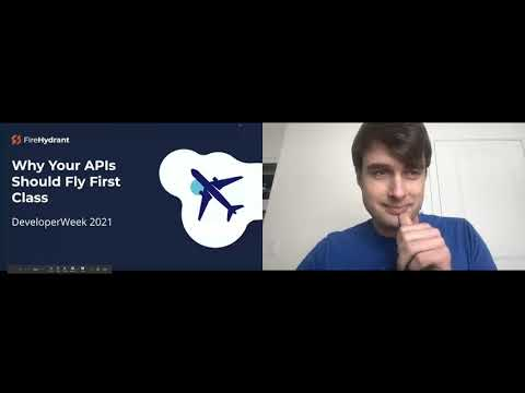 CNCF On-Demand Webinar: Why your APIs should fly first class