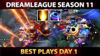 BEST PLAYS - GROUPSTAGE - Day 1 - STOCKHOLM MAJOR - DreamLeague Dota 2