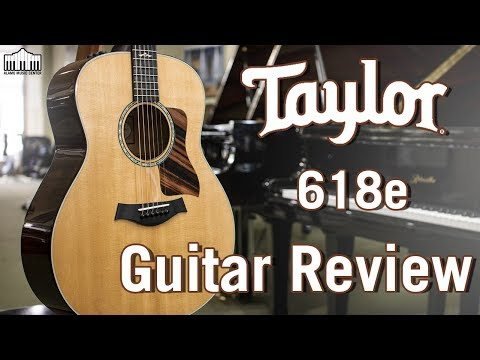 The Taylor 618e Acoustic Guitar Review – The Grand Piano Of Guitars