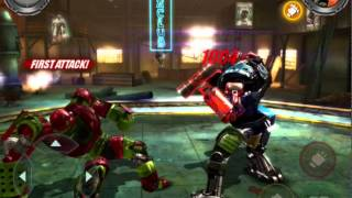 Real Steel Champions | FINAL TOURNAMENT | KASKA VS METRO (CHAMPION) NEW ROBOTS GAME