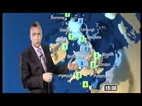 BBC Weather - Snow/Rob McElwee