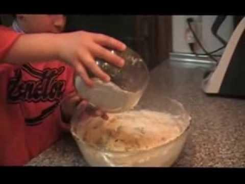 Galletas de mantequilla sin huevo - Postres fáciles