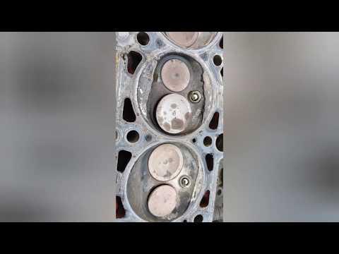 Снятие и дефектовка мотора AXA 2.0 8 клапанов Volkswagen Caravel
