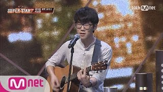 [SuperstarK7] John Lee   'Can't Take My Eyes Off You' (Frankie Valli) 150827 EP.02