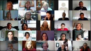 Ciclo CEDAF 2020: Encuentro para reflexionar y festejar nuestro primer año de debates sustentables