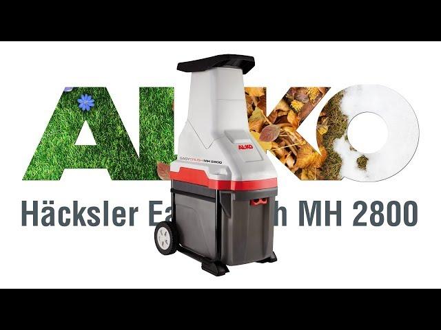 AL-KO Komposztaprító MH 2800 112854