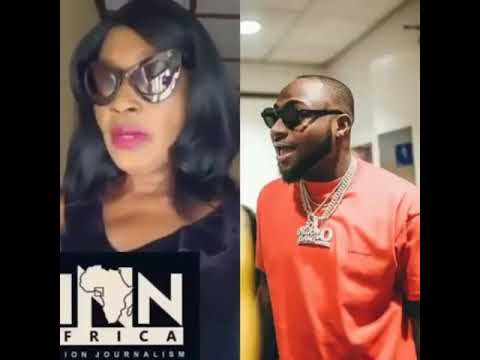 Davido's Mother Died Of Cocaine  Overdose, She killed Herself - Kemi Olunloyo