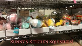 Sunny's Kitchen Super Slow Rising Squishies! | CharmsLOL