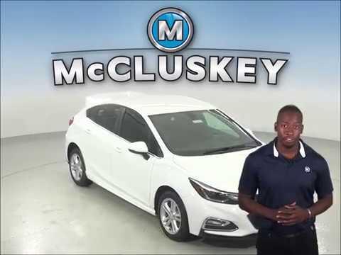 New 2018 Chevrolet Cruze LT