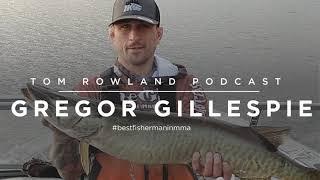 #0041 - Gregor Gillespie - #bestfishermaninmma