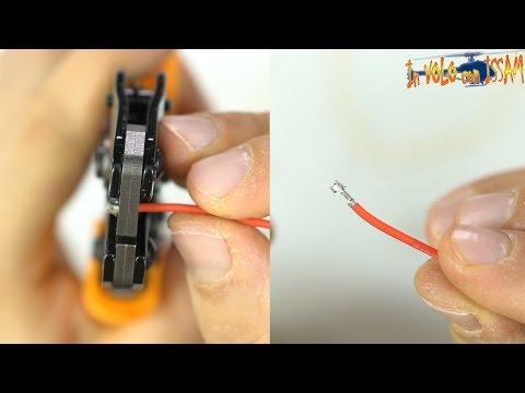 Come Crimpare i connettori più utilizzati nel modellismo!