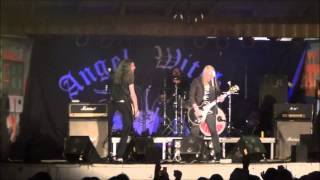 Angel Witch - Dead Sea Scrolls & White Witch Live @ Muskelrock 2014
