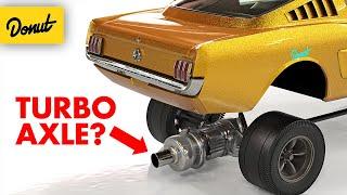 Why the 1300 HP Turbo Axle Failed