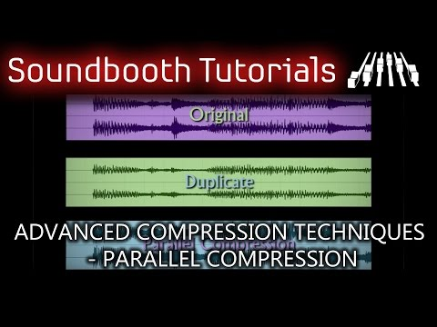 Pro Tools Tutorial: Advanced Compression Techniques – Parallel Compression