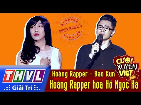 Cười xuyên Việt Phiên bản nghệ sĩ 2016 Tập 5 phần 4