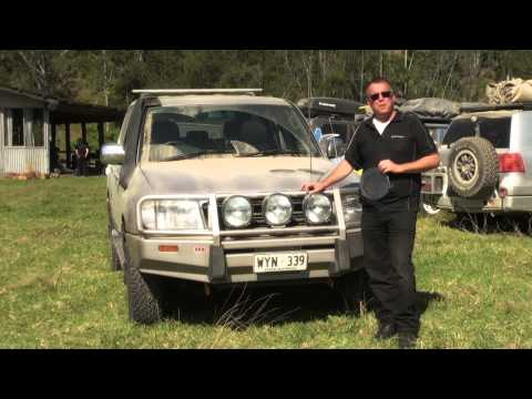 Your 4X4 Australian 4WD Muster at Loveday
